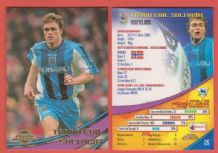 Coventry City Egil Trond Soltvedt Norway